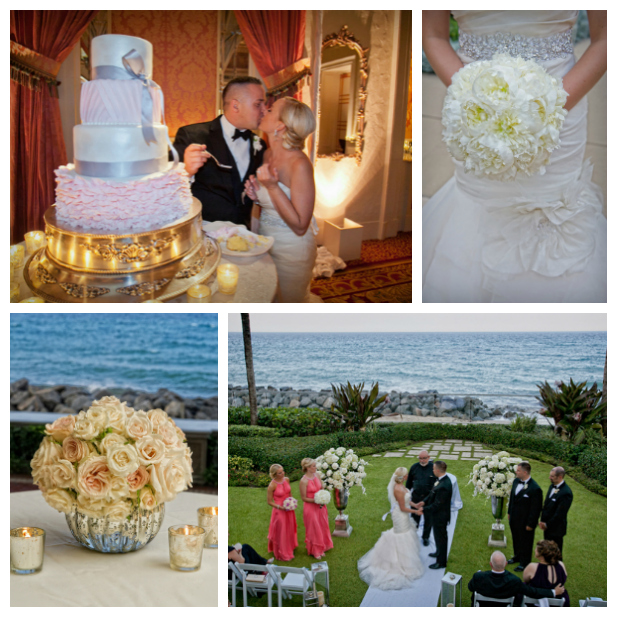 Intimate Wedding At The Breakers Palm Beach FL