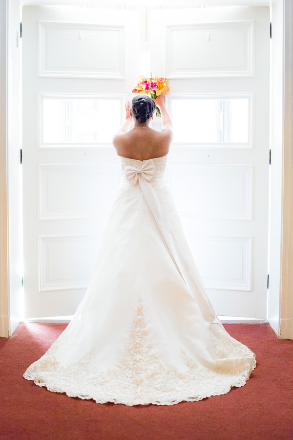 Travel Themed Wedding at Hilton Knoxville, TN - My Hotel Wedding