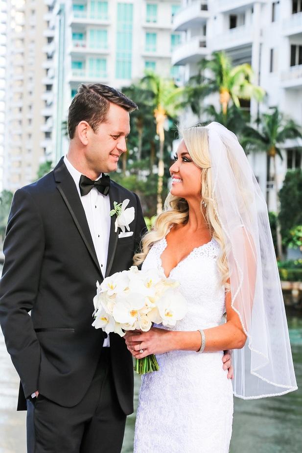 A Glamorous Viceroy Miami Wedding - My Hotel Wedding