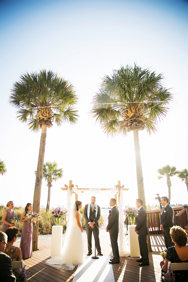 Romantic St Pete Beach Wedding At Sirata Beach Resort Fl