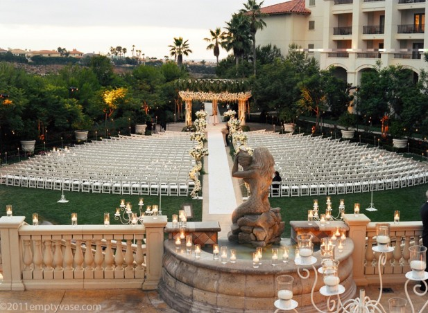 Luxury Wedding Venue With Private Beach: Behind The Scenes Of Monarch Beach Resort Weddings