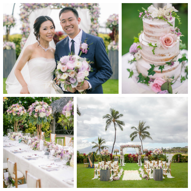 Photos By Clane Gessel Photography Receive Pricing Luxurious Maui Wedding At The Four Seasons