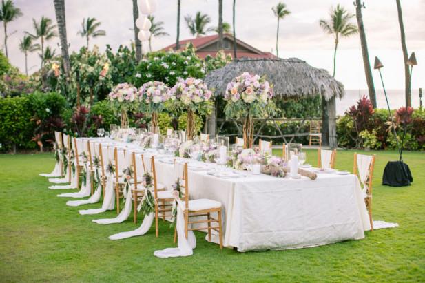 Luxurious Maui Wedding At The Four Seasons