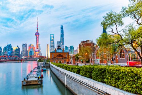 Shanghai Skyline Meet The Team