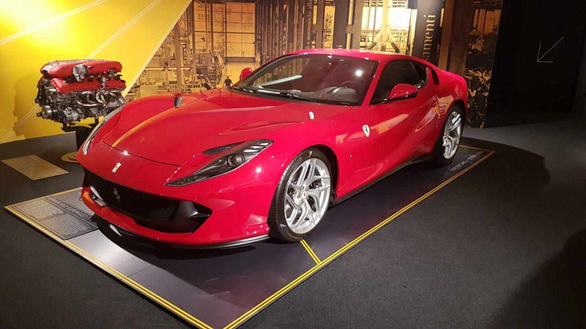 Mbns18 Maranello Ferrari 50