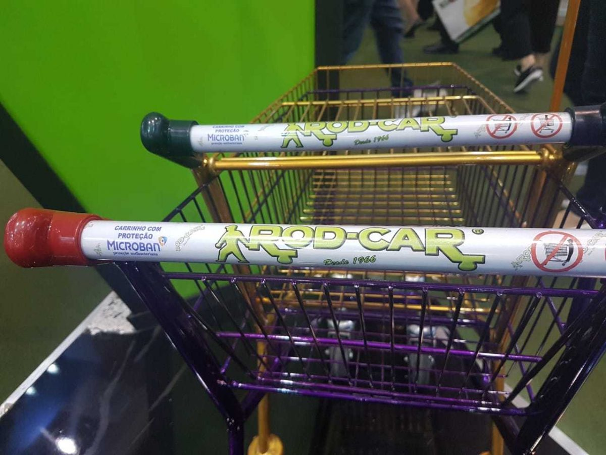 Mbns18 Rodcar Microban Trolleys