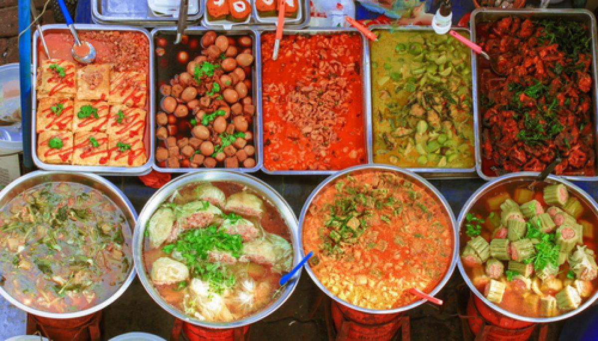 Mbns18 Thai Street Food