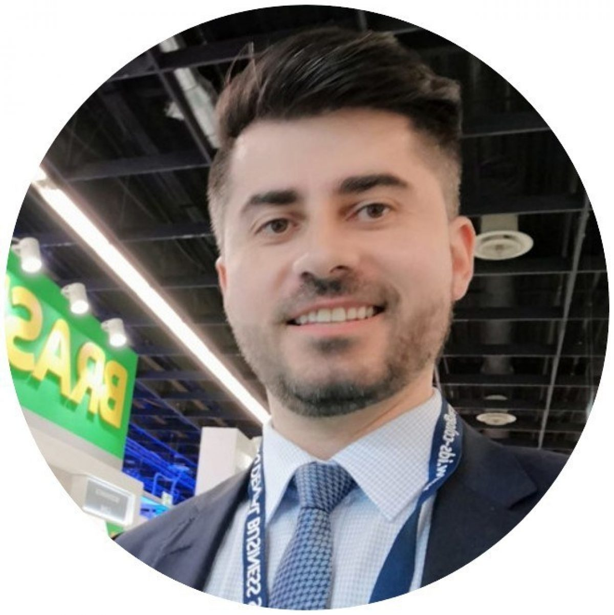 Meet the Microban Team Mate Antimicrobial Solutions Specialist mtime20190524075628