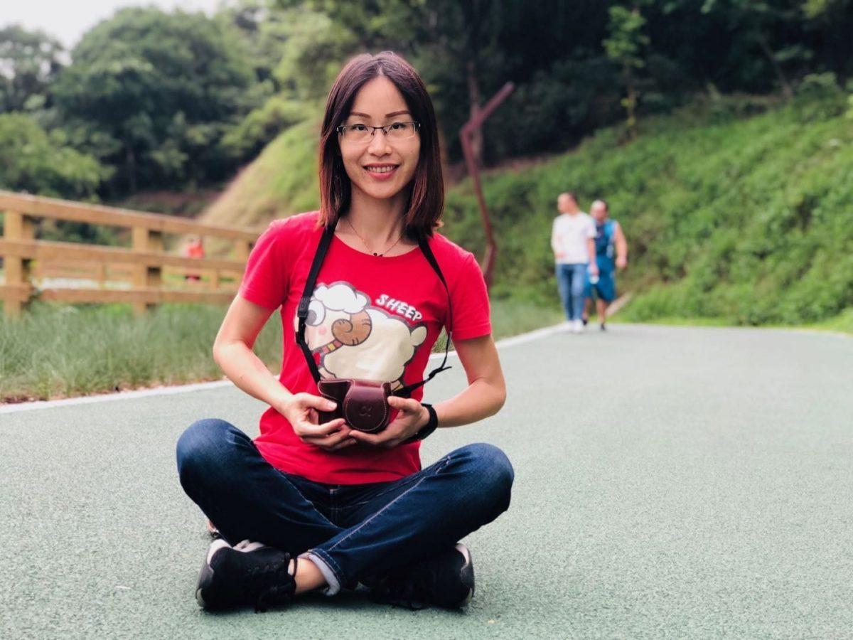 Meet the Microban Team Winnies Chen mtime20200309141842