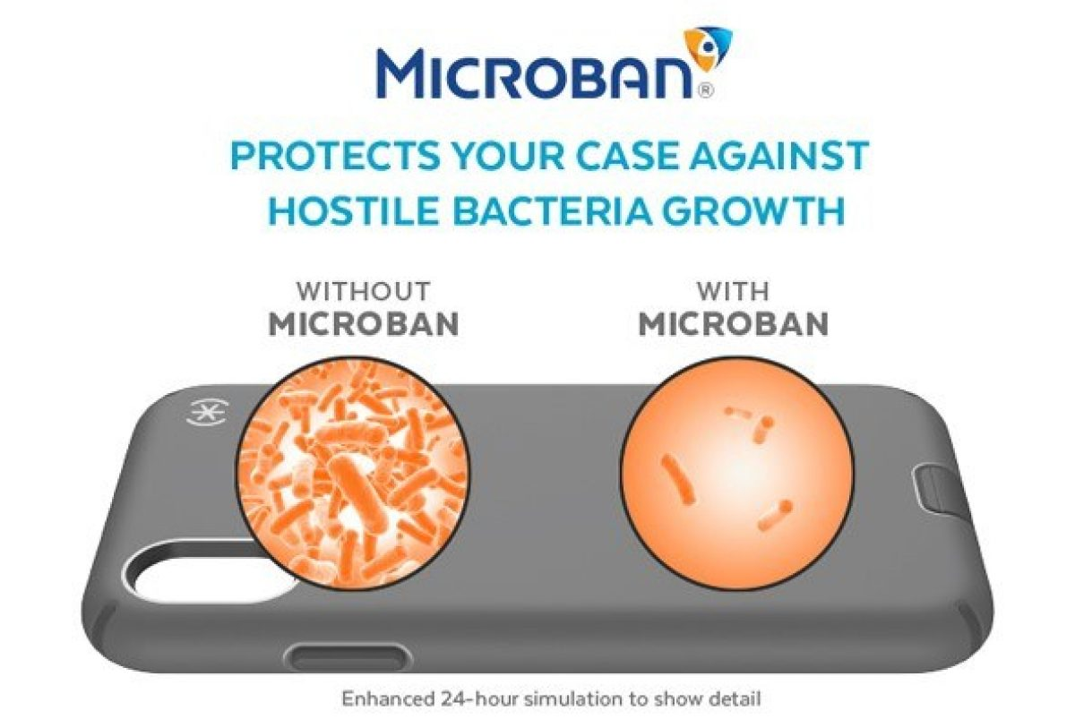 Speck Microban Protected Products