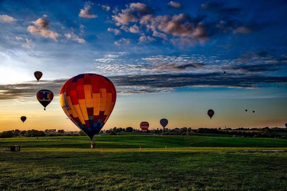 Adventure Air Aircraft Balloon 210012