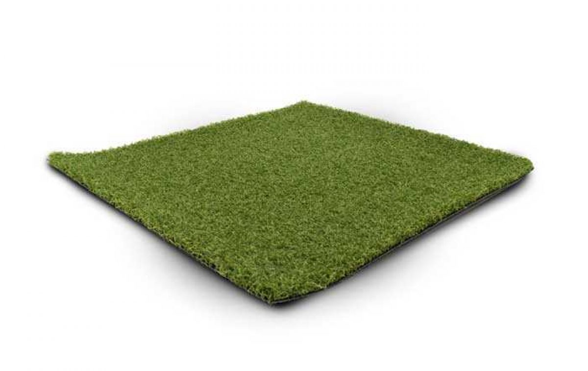 Antimicrobial artificial athetic turf by smart turf with microban