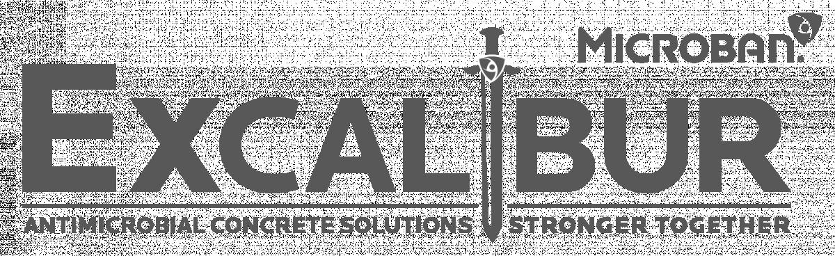 Mbns18 Microban Excalibur Logo am concrete solutions mtime20190225200929