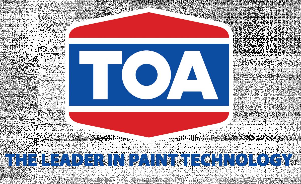 Mbns18 Toa Paint Logo Microban Partner Aligned Image