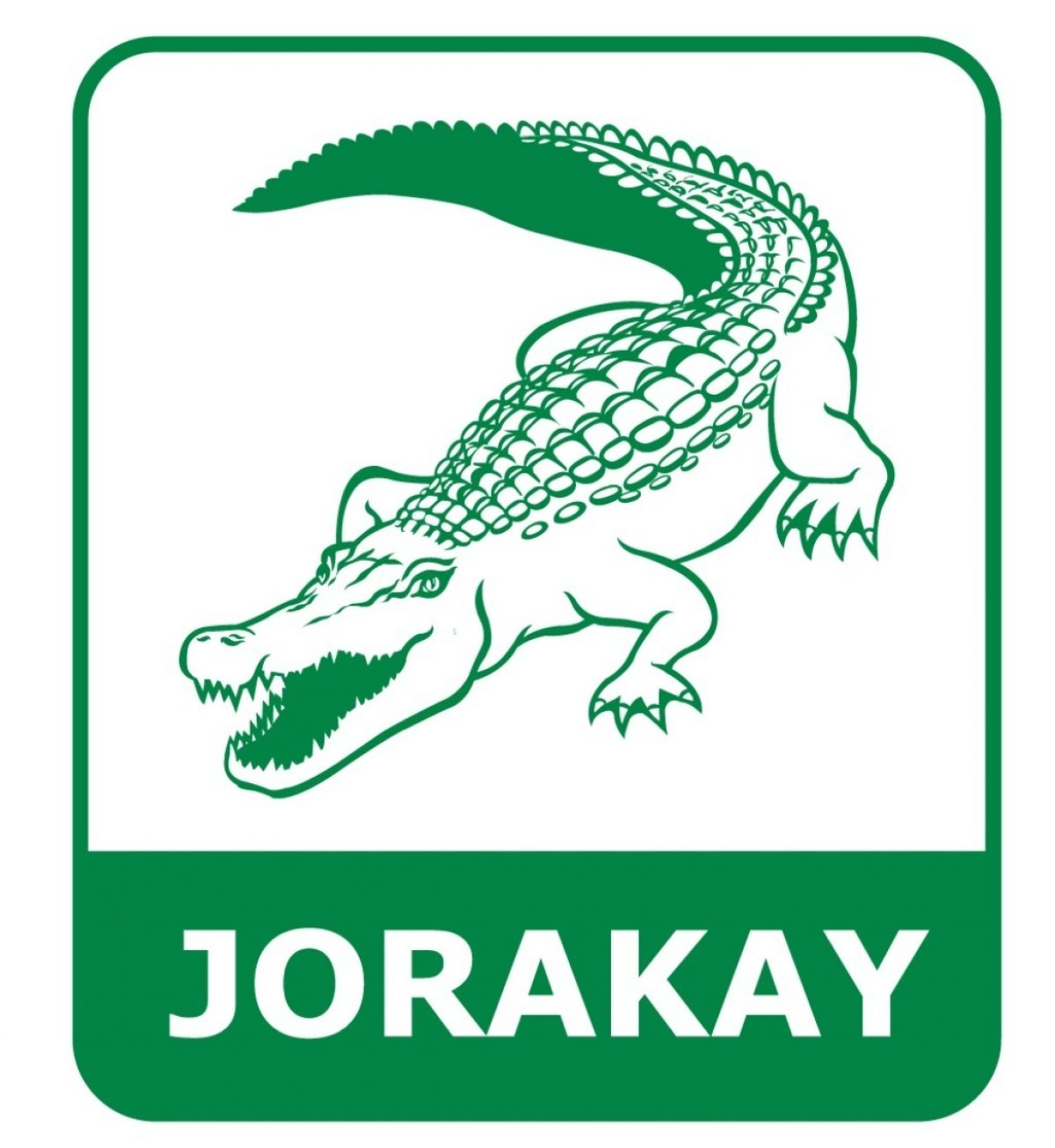 Mbns18 Jorakay Crocodile Logo