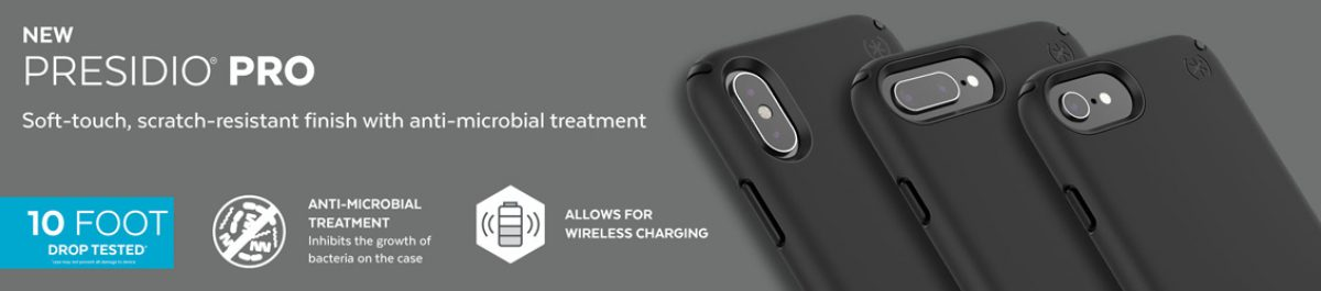 Speck presidio pro phone cases antimicrobial technology product protection microban mtime20200206130132