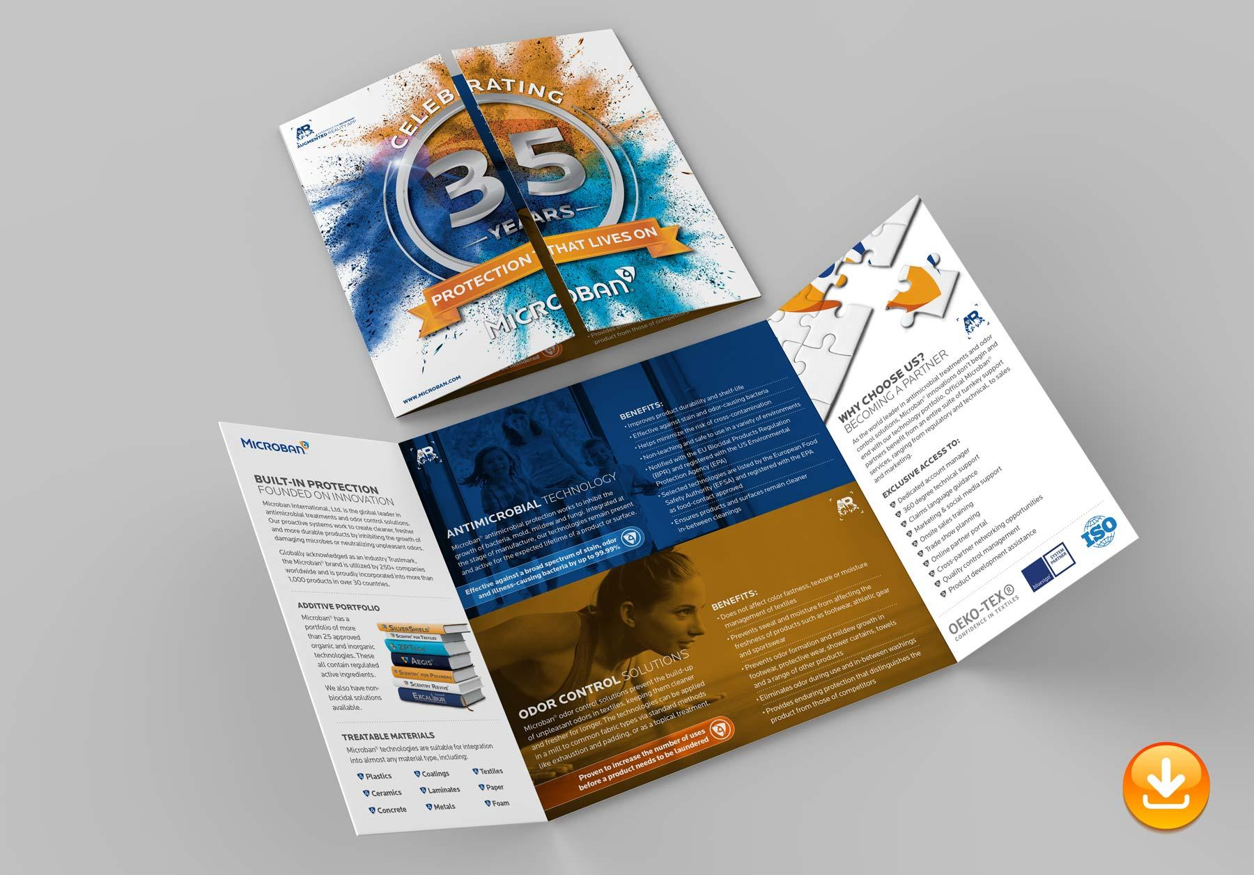 Microban Company Brochure 2019