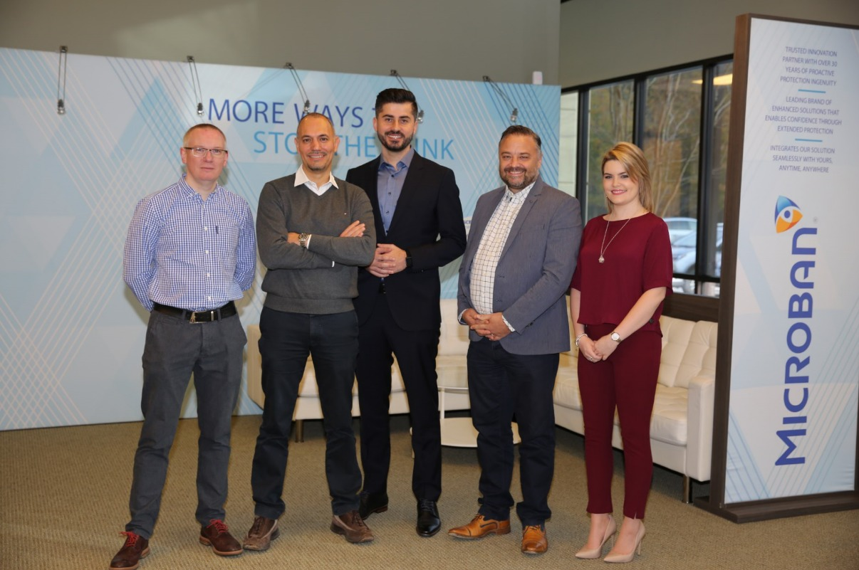Microban Continues International Expansion with Latest European Hire