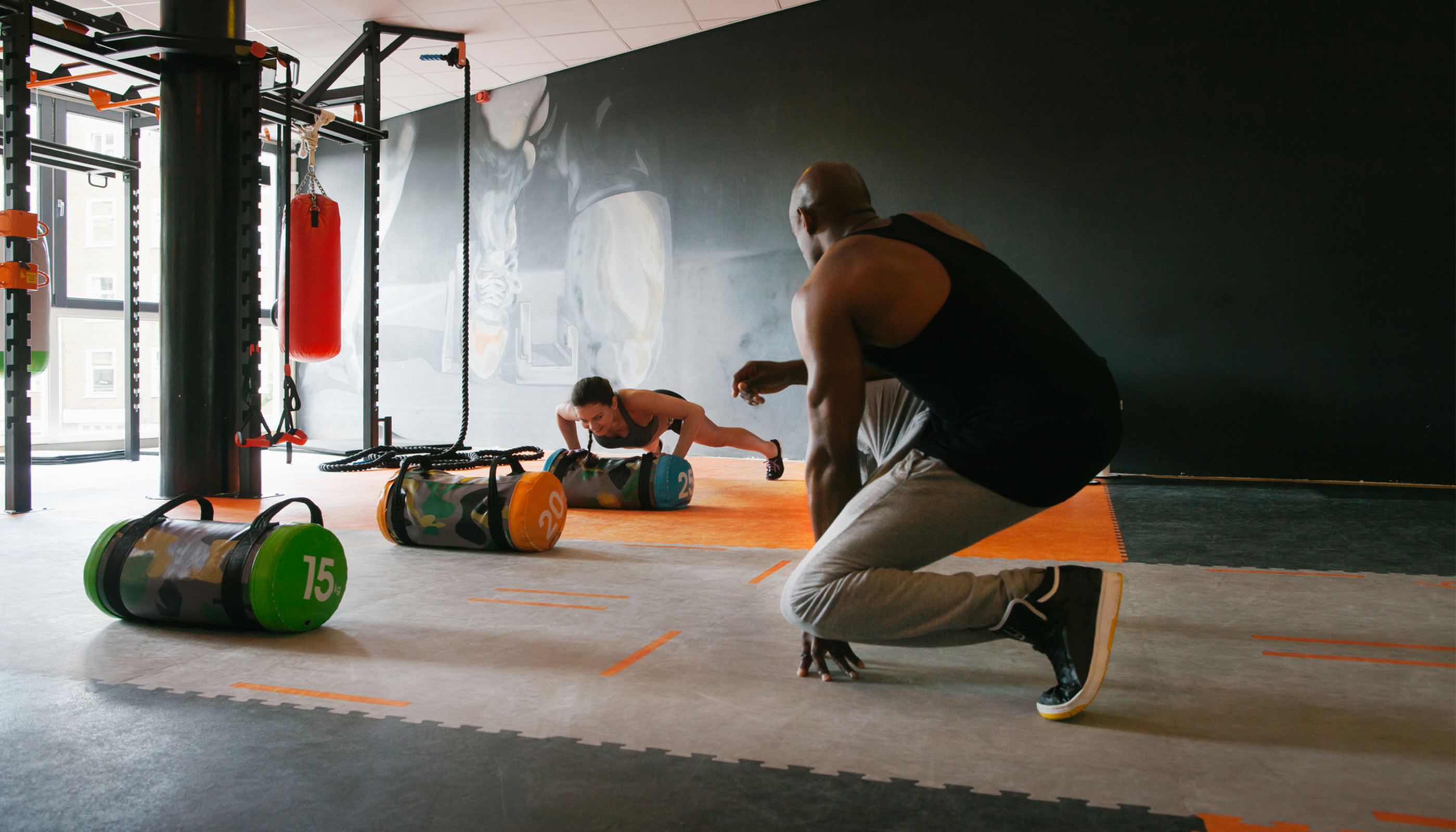 SilverShield® Technology – A Breakthrough in Keeping Fitness Facilities Clean