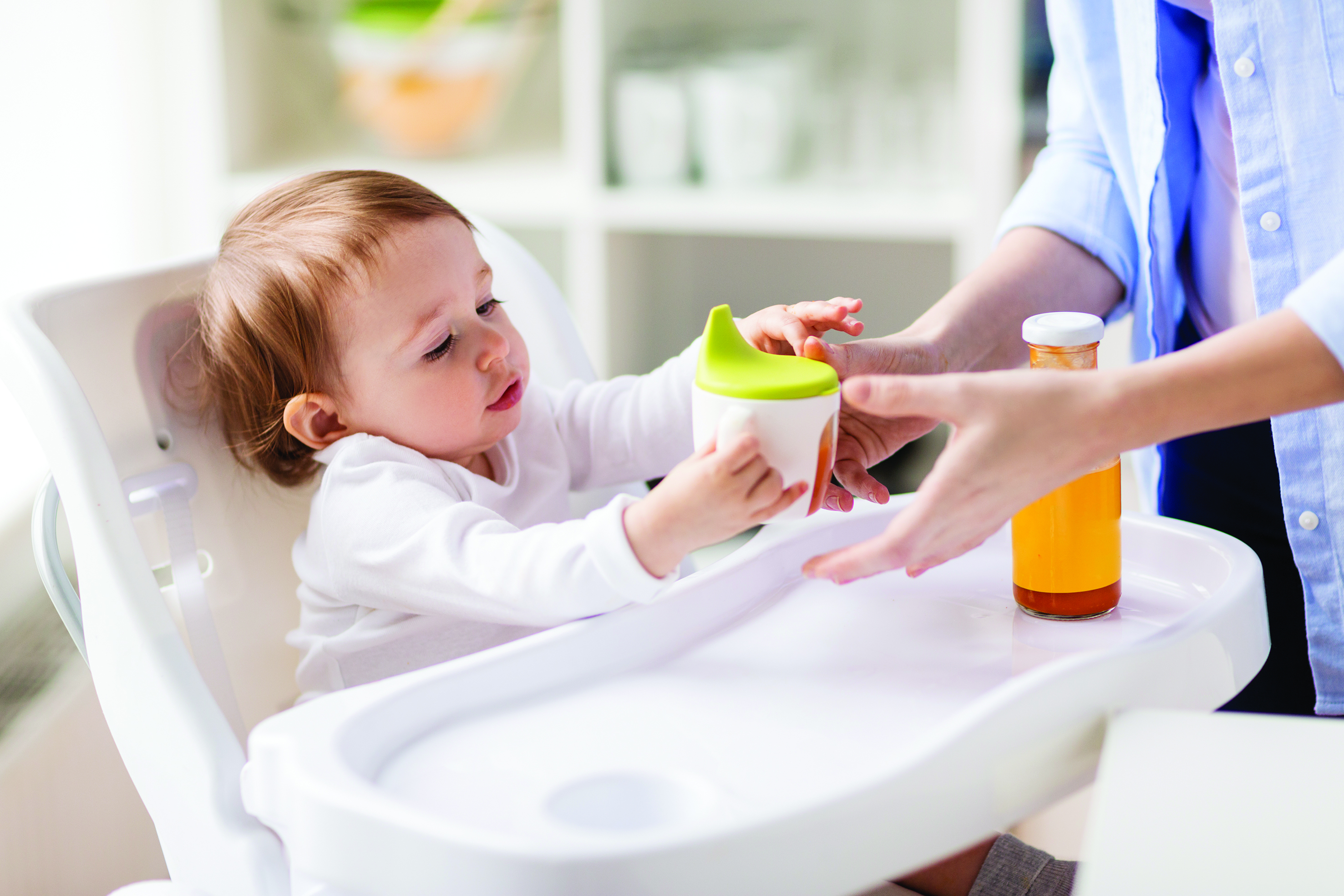 New Partner Announcement - Antimicrobial Baby Products from Nanny®