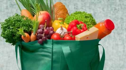 可重複使用的抗菌購物袋 - 減少浪費,增加產品保護