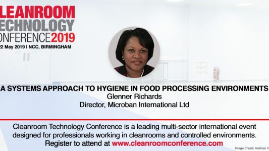 Cleanroom Technology Conference to Feature Dr. Glenner Richards