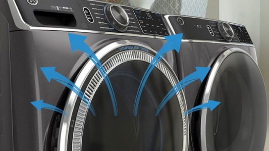 GE Appliances UltraFresh Front Load Washer Wins Best of KBIS 2020