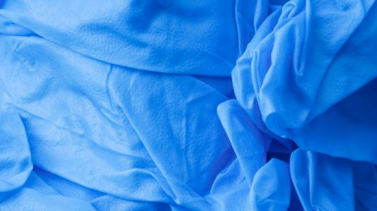 Creating Antimicrobial Gloves Using Built-In Microban Technology
