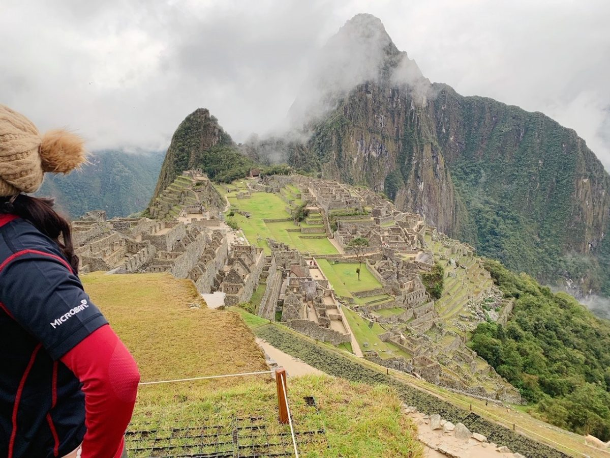 Meet The Team Nisa Fan Machu Picchu