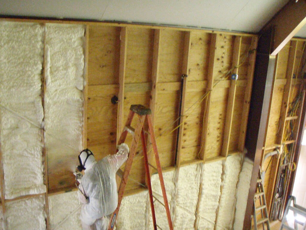 Expanding The Possibilities In Open Cell Spray Foam Insulation