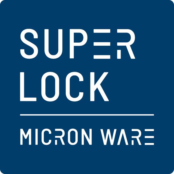 Super Lock Micron Ware Logotype Pos Cmyk