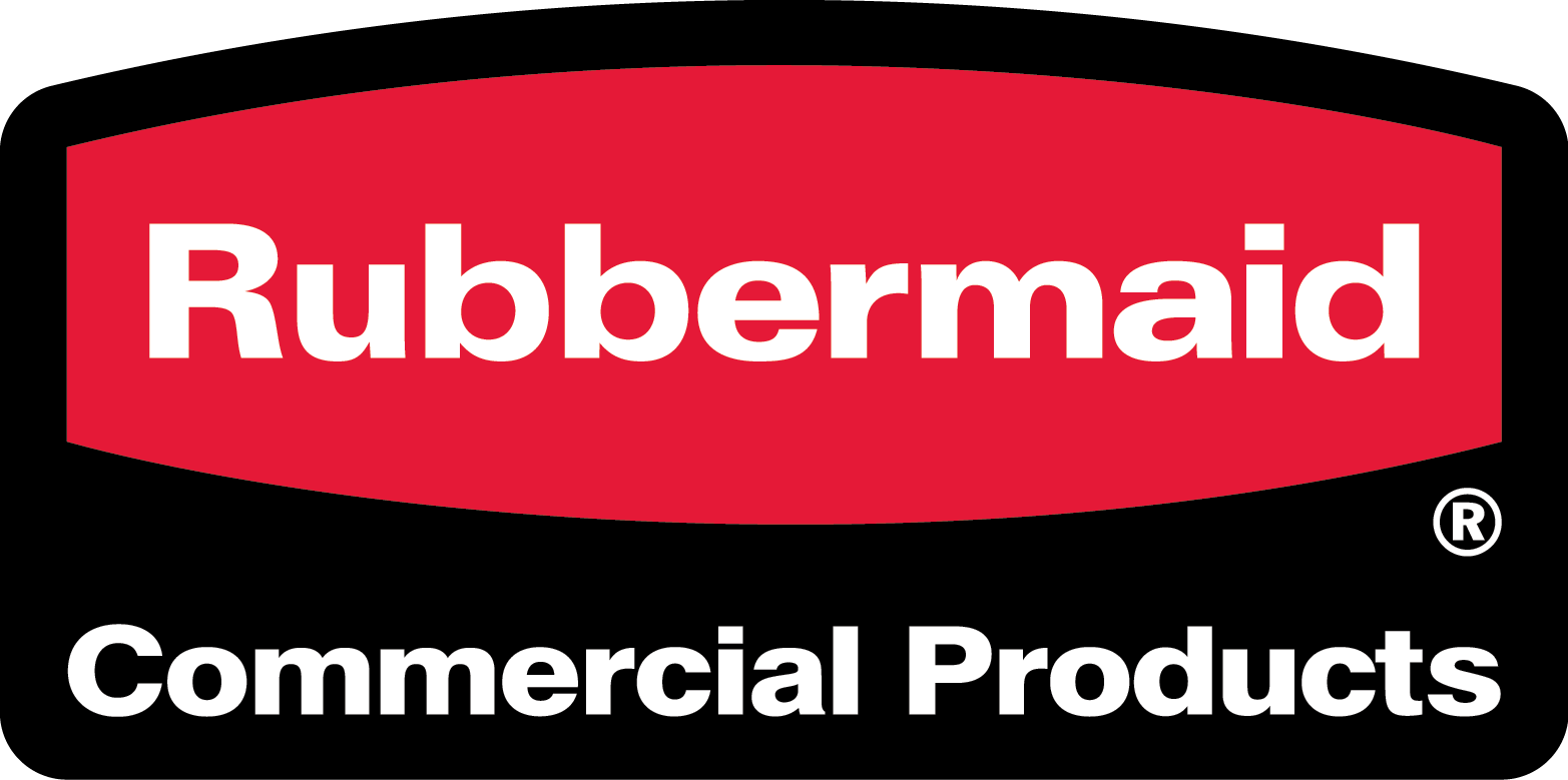Mbns18 Rubbermaid Commercial Logo Microban Partner