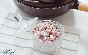 Frosted Peanuts