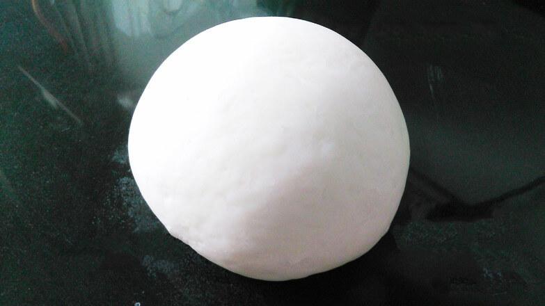 Knead the fermented dough