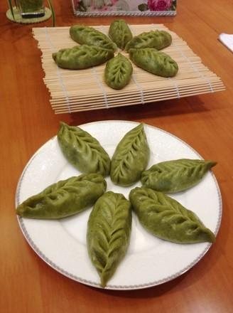 Steamed Dumplings with Bean Paste