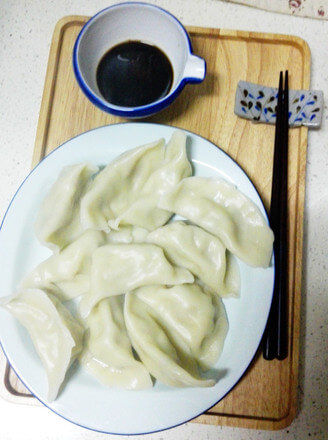 Dumplings Stuffed with Cabbage and Meat