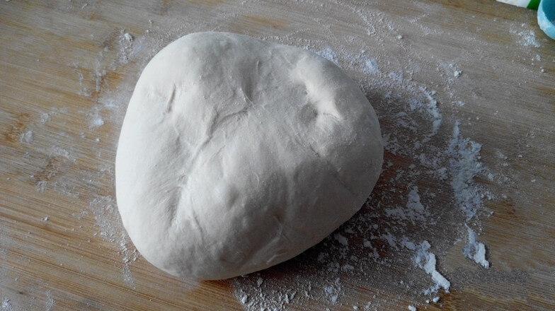 Add yeast powder