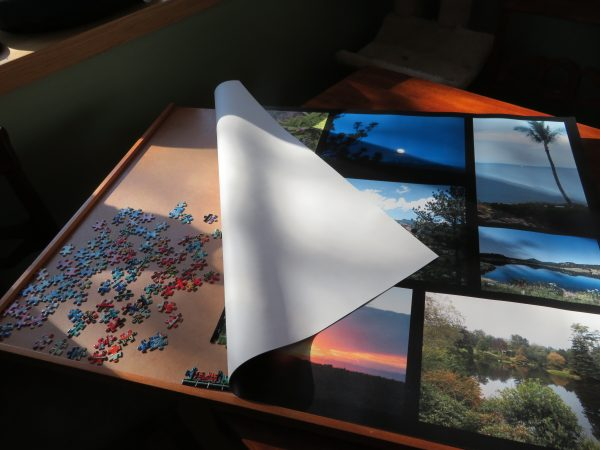 Puzzle Cover - Nature