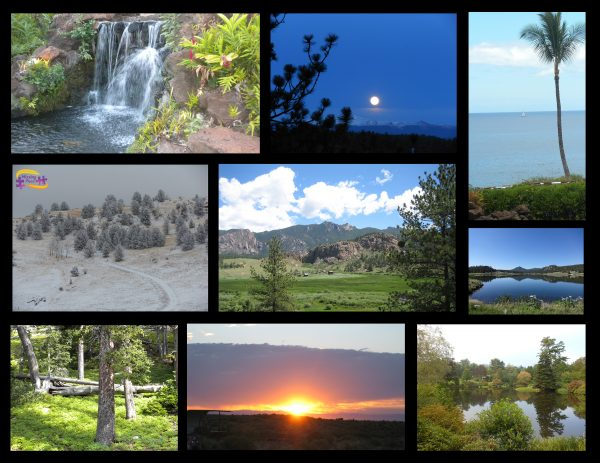 nature landscape puzzles