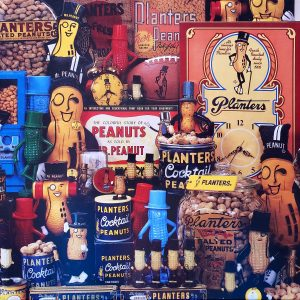 Mr Peanut puzzles for sale