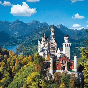 Neuschwanstein castle puzzle for sale