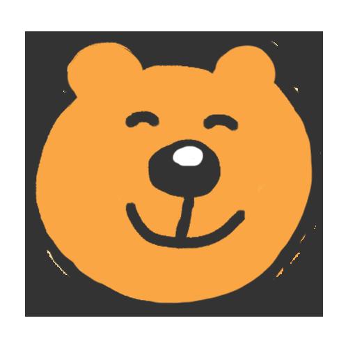 舞台が大好きなクマ