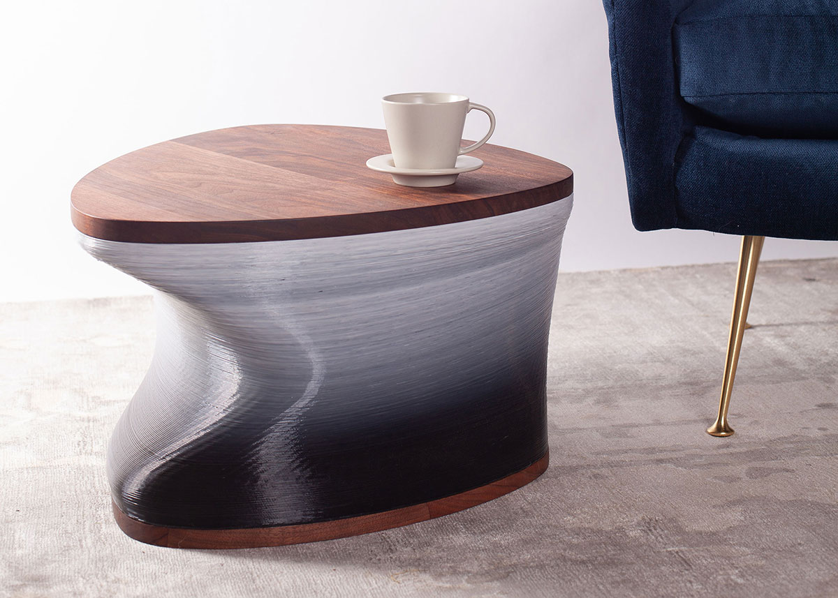 117 - Side Table - Lounge