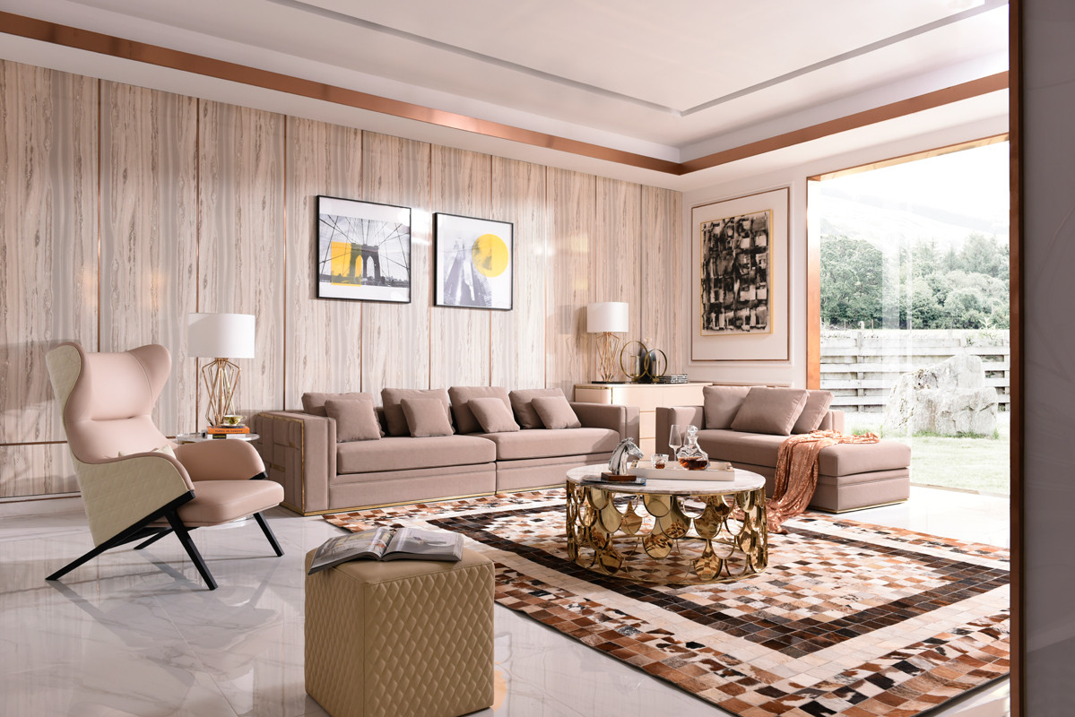 This term is used to describe the minimalist style of modern furniture the goal of this type of furniture is to offer a cleaner and simpler design