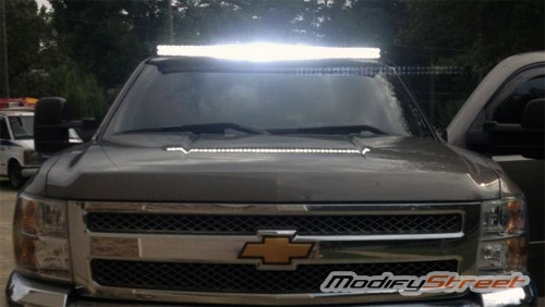 07 13 silverado 150025003500 50 curved led light bar roof 07 13 silverado 150025003500 50 curved led light bar roof mounting bracket ebay mozeypictures Gallery