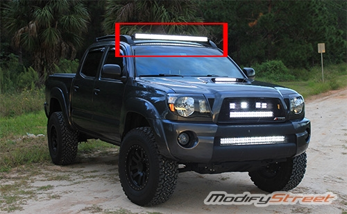 FOR 2005 2015 TOYOTA TACOMA ROOF RACK 40