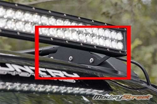 For 2005 2015 toyota tacoma roof rack 40 curved led light bar for 2005 2015 toyota tacoma roof rack 40 mozeypictures Images