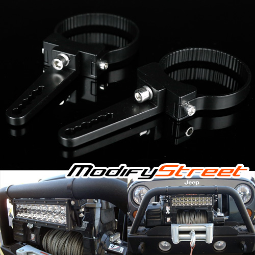 2 x 3 tube mounting bracket clamps off road led light bar atv image is loading 2 x 3 034 tube mounting bracket clamps aloadofball Image collections