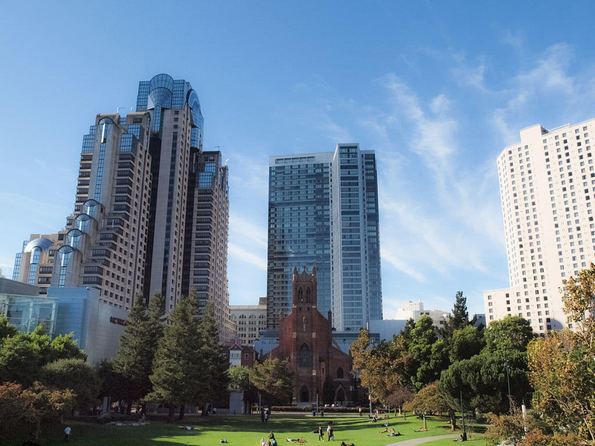 Yerba Buena Gardens by Franco Folini (CC BY-SA 2.0)