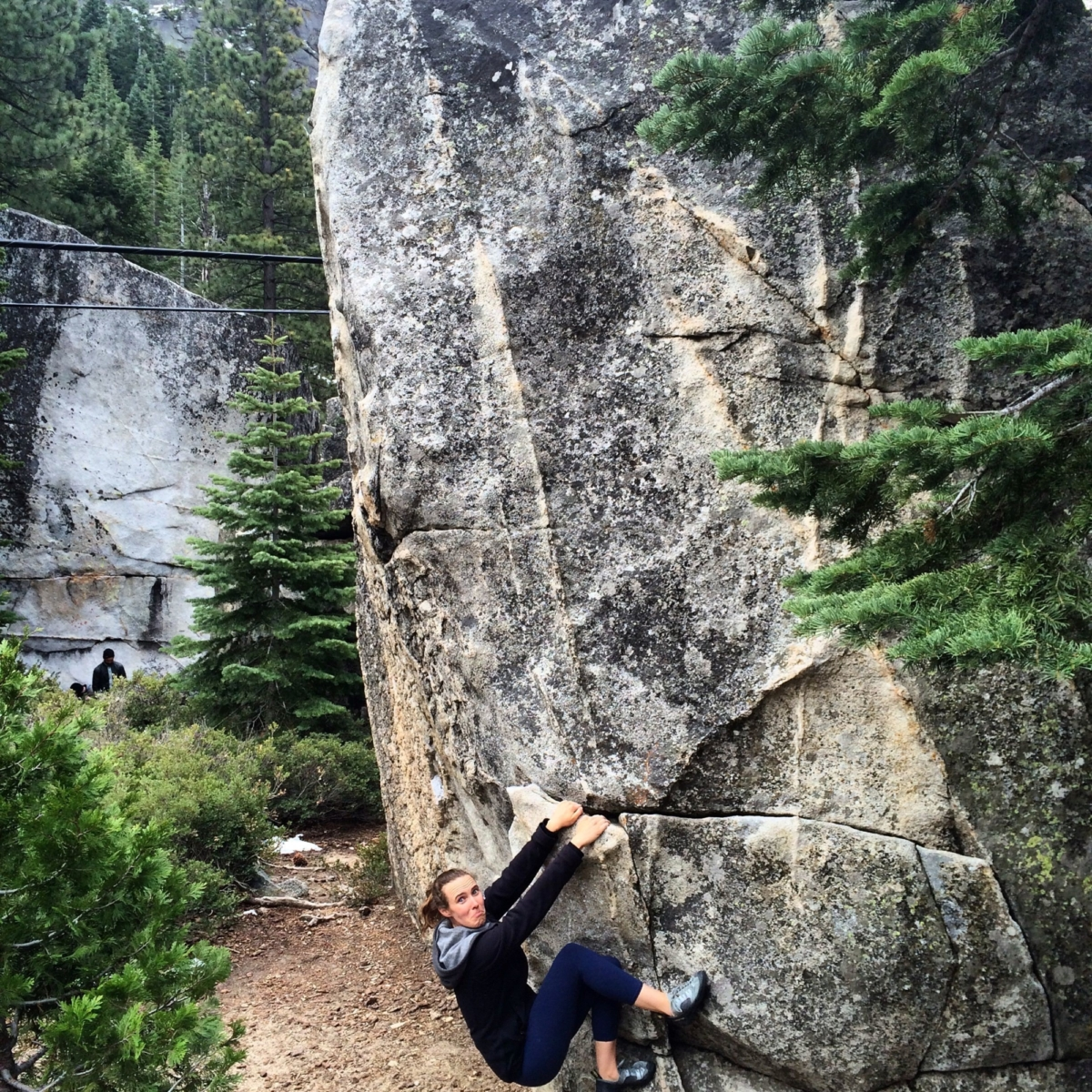 Writing about your business can feel as insurmountable as climbing a 40-foot boulder.